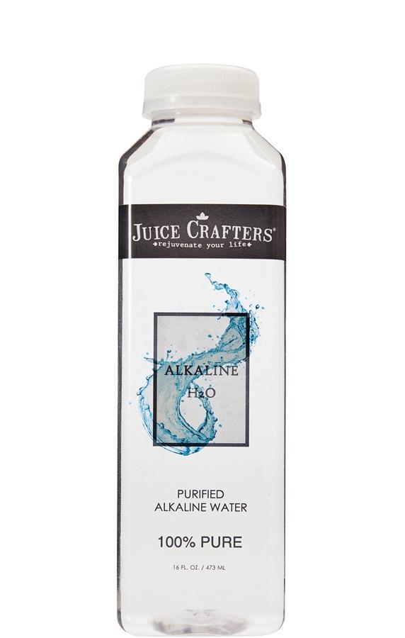Alkaline H2O