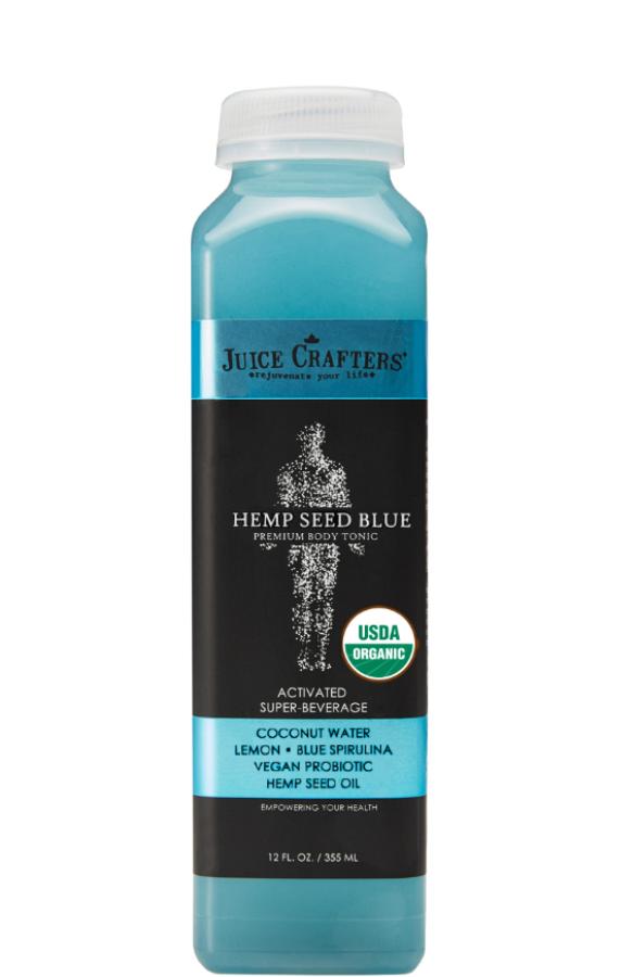 Hemp Seed Blue