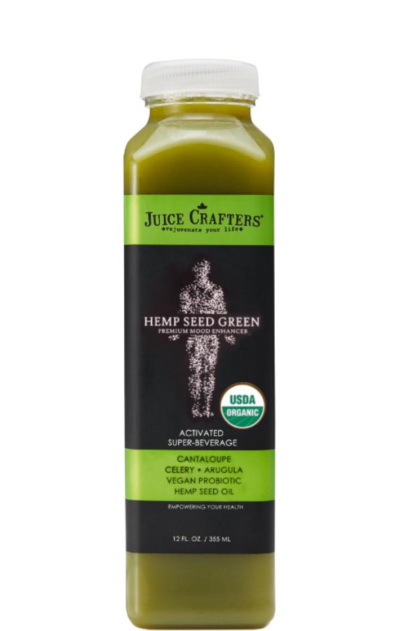 Hemp Seed Green