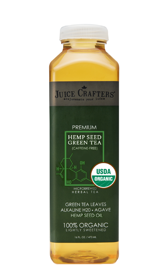 Hemp Seed Green Tea